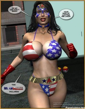 Miss Americana vs Geek - Page 2