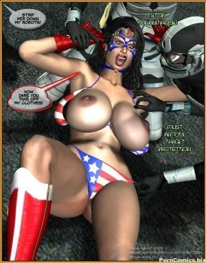 Miss Americana vs Geek - Page 7