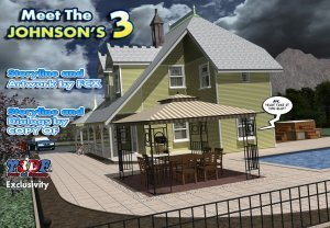 Y3DF – Meet The Johnson's 3 - Page 1