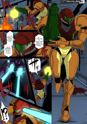 (C86) [EROQUIS! (Butcha-U)] Metroid XXX [English] IN FULL COLOR (ongoing) (Colour by sF)