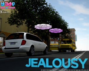 Y3DF- Jealousy - Page 1