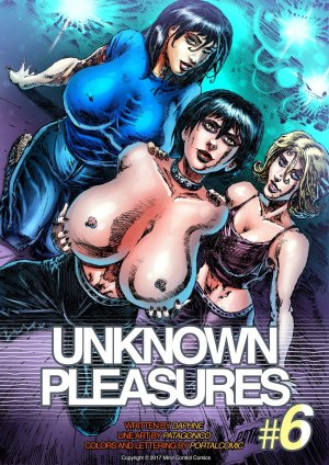 Unknow Pleasures 6- Mind Control
