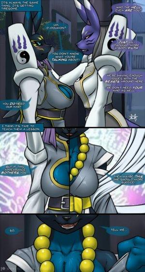 Digimon pornó