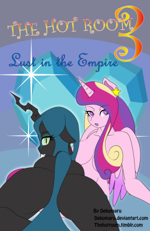 Lust In The Empire- Friendship is Magic