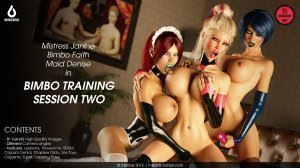 Bimbo Training Session Two