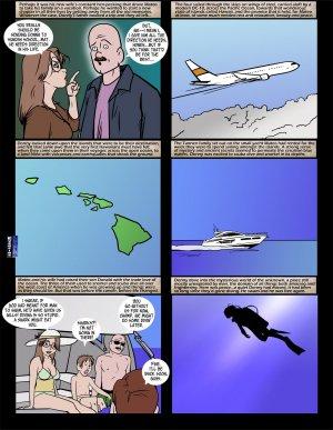 Hawaiian Airlines Porn - Everfire – Hawaiian Magic - incest porn comics | Eggporncomics