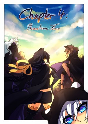Crescentia Ch.4- Phantom Four
