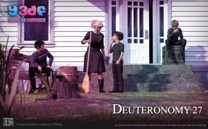 Deuteronomy 04 Incest family by Y3DF