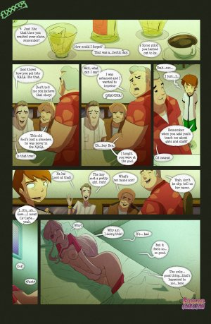 Ben 10- The witch with no name - Page 24