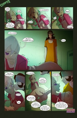 Ben 10- The witch with no name - Page 25