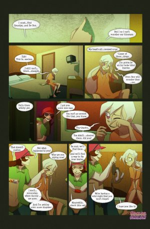 Ben 10- The witch with no name - Page 47