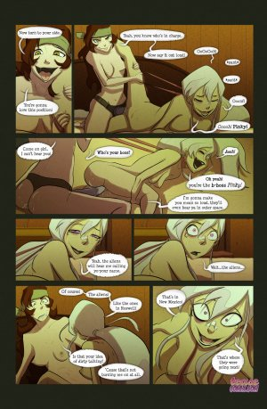 Ben 10- The witch with no name - Page 57