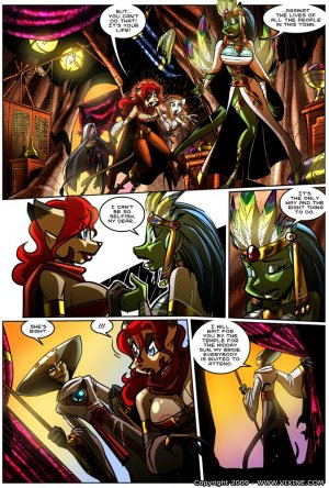 Quest for fun 10 Federico Price Reward III - Page 2