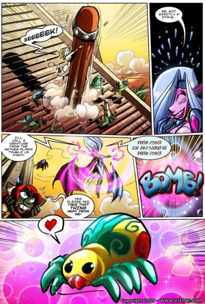 Quest for fun 10 Federico Price Reward III - Page 8