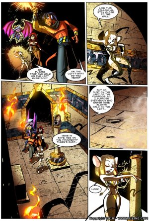 Quest for fun 10 Federico Price Reward III - Page 12