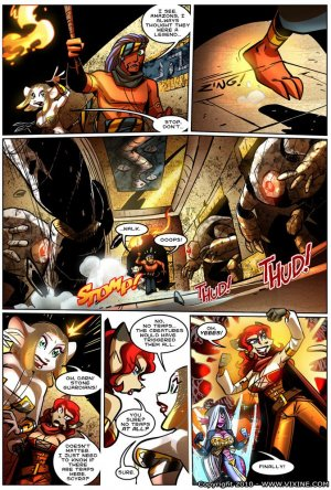 Quest for fun 10 Federico Price Reward III - Page 18
