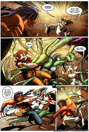 Quest for fun 10 Federico Price Reward III - Page 22