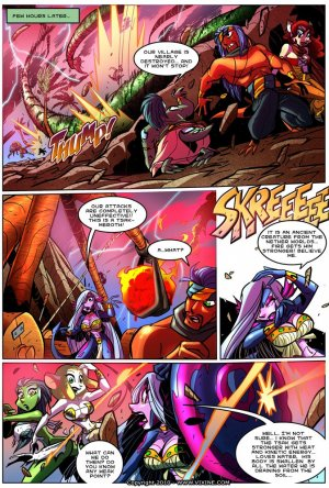 Quest for fun 10 Federico Price Reward III - Page 28