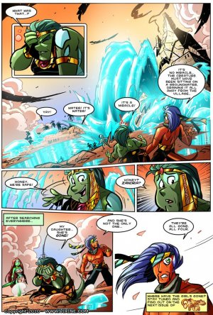 Quest for fun 10 Federico Price Reward III - Page 32