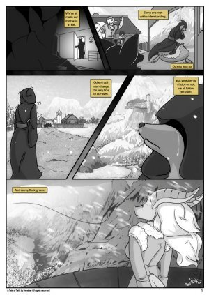 A Tale of Tails: Chapter 1 - Wanderer - Page 2