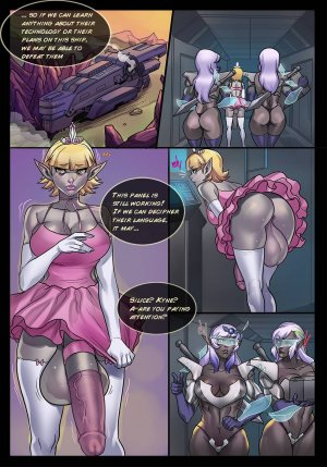 Pop Lee- Princess Claire- A Royal Endowment - Page 2