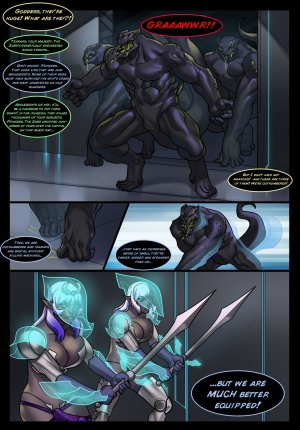 Pop Lee- Princess Claire- A Royal Endowment - Page 12