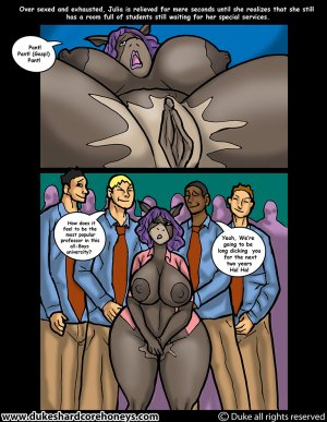 Occupational Pounding 02- Duke Honey - Page 10