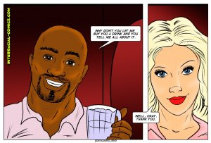All part of the job- Interracial - Page 7