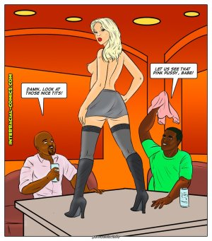 All part of the job- Interracial - Page 11