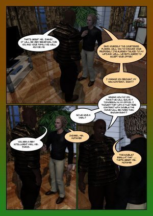 Africanized: File #1 - Page 5