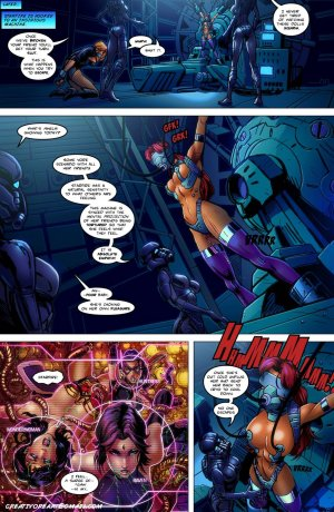 Starfire- The Facility – Breakout - Page 5