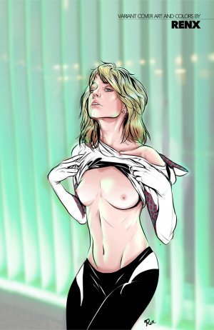 Liquorish Whiskers – Tracy Scops ( Spider-Gwen) - Page 12