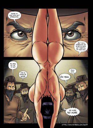 Miss Joan- Undressed 6 - Page 11