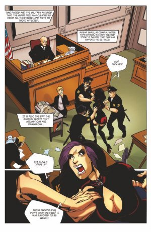 Above the Law – Giantessclub - Page 60
