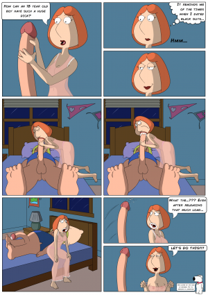 The Third Leg- Family Guy - Page 5