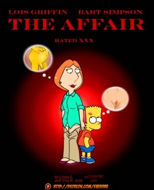 Family Guy- The Affair Rated XXX