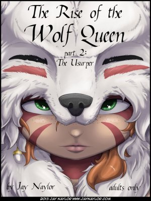 The Rise of the Wolf Queen 2- Jay Naylor