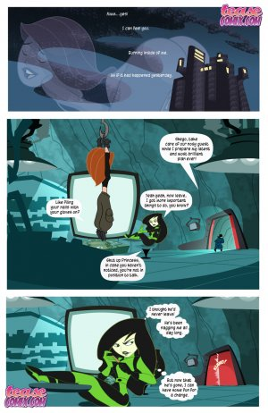 Kim Loves Shego - Page 4