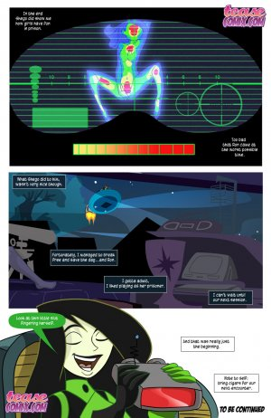 Kim Loves Shego - Page 19