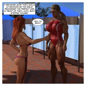 Hannah's Story 4: Wet Business - Page 26