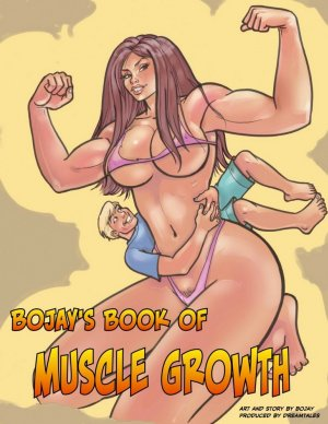 Bojay's Book of Muscle Growth