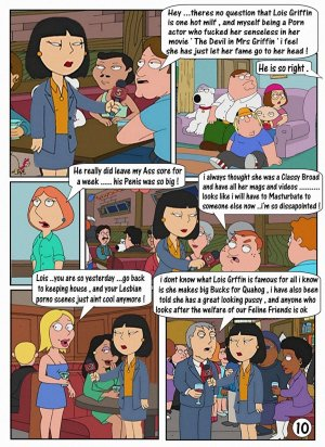 Family Guy- Retrospective Adventures Of A Housewife - Page 2