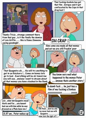 Family Guy- Retrospective Adventures Of A Housewife - Page 4