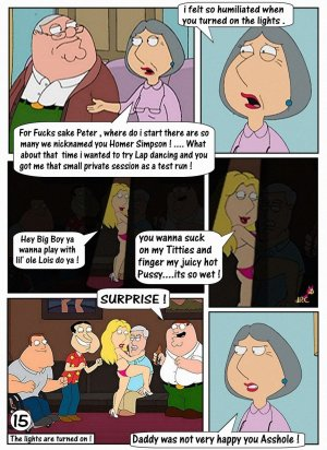 Family Guy- Retrospective Adventures Of A Housewife - Page 7