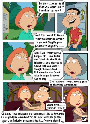 Family Guy- Retrospective Adventures Of A Housewife - Page 10