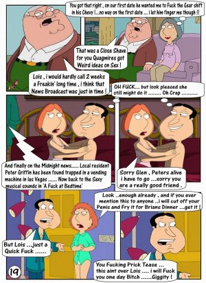 Family Guy- Retrospective Adventures Of A Housewife - Page 11