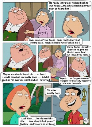 Family Guy- Retrospective Adventures Of A Housewife - Page 13