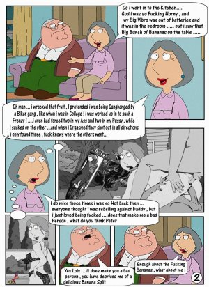 Family Guy- Retrospective Adventures Of A Housewife - Page 23