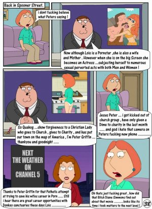 Family Guy- Retrospective Adventures Of A Housewife - Page 32