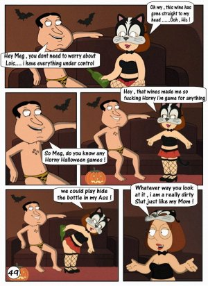 Family Guy- Retrospective Adventures Of A Housewife - Page 43